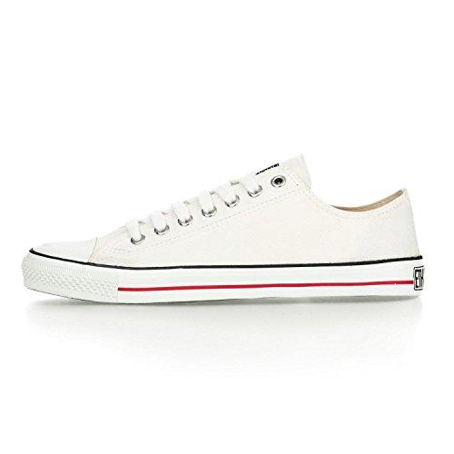 Ethletic low Sneaker / LoCut – vegan, weiß, aus Bio-Baumwolle - 3