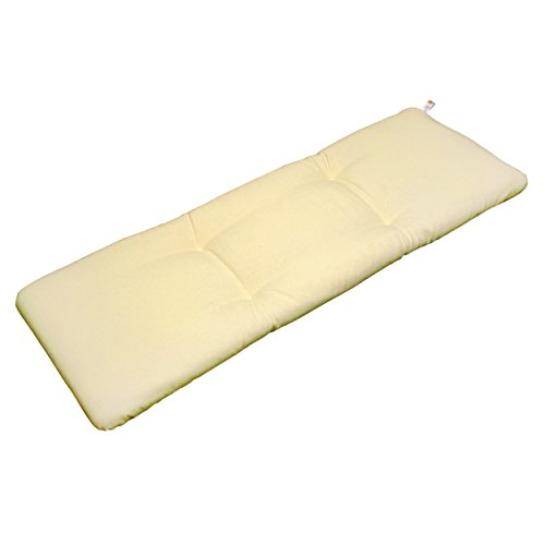 Indoba Bankauflage, 'Relax' - Serie Relax, beige, 114 x 41 x 5 cm, IND-70407-AUGB2