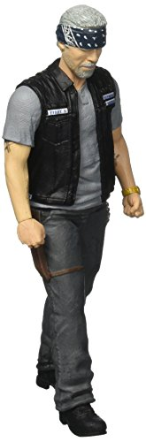 Sons of Anarchy Variante Clay Morrow W/Bandana 15,2 cm Action Figur (Bandana Fr)