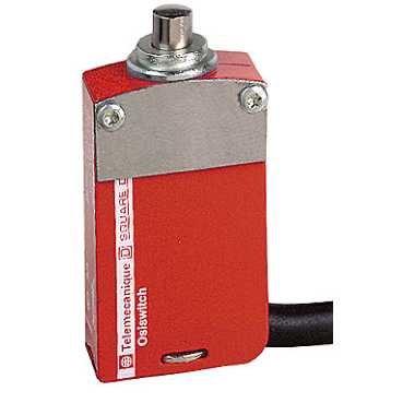 Schneider Electric xcsm4110l2Limit interruttore 4p 2m, Metallo 1di Conduit 65X 31X 30mm Metallo Pistone 2NC (Conduit Pistone)