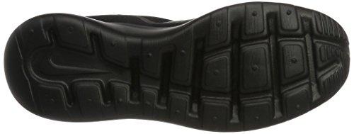 Nike 877044, Scarpe da Ginnastica Basse Donna Multicolore (Black / Mtlc Pewter / Black)