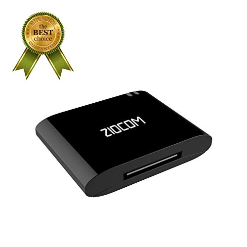 Audio Music Receiver Bluetooth Adapter Bluetooth 4 1 A2DP music Receiver  Adapter for Bose Sounddock and 30Pin iPhone iPod Dock Speaker, Not Suitable