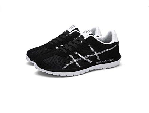 Chaussures de sport pour hommes sneaker chaussures sport air chaussures Black