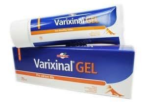 VARIXINAL® Gel / Crème 75ml. Par Walmark - Soulage les Spasmes Musculaires, les Douleurs Musculaires, Oedème, Varices