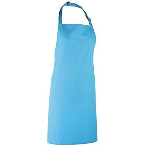Premier Colours Bib Apron Available In 58 Colours (Optional Embroidered Company Logo Available On Request)