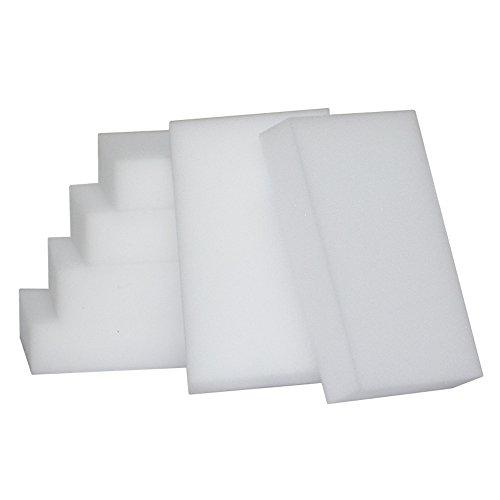 LIMITA - Limpiador de Espuma de melamina Multifuncional, 50 Unidades