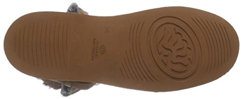 SHABBIES AMSTERDAM - Boot TRIBE - 202080 - sottobosco Braun (Africa 407)