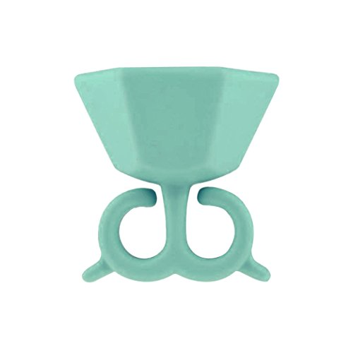 conteverr-nail-art-unghie-smaltate-holder-supporto-in-silicone-anti-sgocciolamento-menta-verde