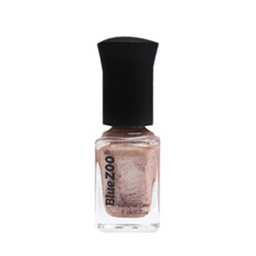 TPulling Mode 6ml Beliebte Beauty Colorfu Serie Nagel Wasserlöslich Schnelle Trockene Lange Wirkung Nail Art Nagellack (E)