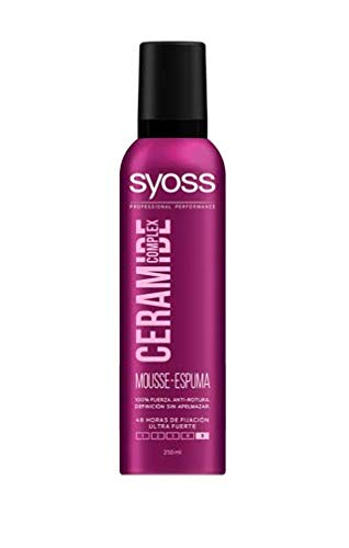 Syoss - Espuma Ceramide - 250ml