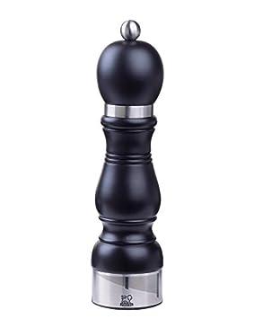 peugeot chateauneuf u select mat noir pepper mill 23cm