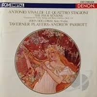 Preisvergleich Produktbild Vivaldi: Die vier Jahreszeiten