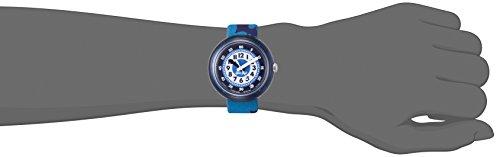 Flik Flak Jungen Analog Quarz Smart Watch Armbanduhr mit Stoff Armband FPNP017 - 4