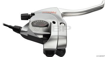 Shimano st-8s20 a Nexus Shifter/Bremshebel (8 Speed) (Nexus Bremshebel)