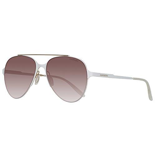 Carrera Unisex-Erwachsene 113-S-29Q-D8 Sonnenbrille, Weiß (White), 57