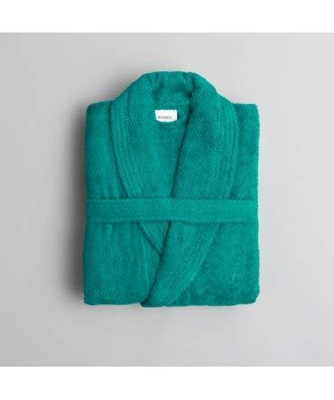 10XDIEZ Albornoz Colors Verde - Medidas Albornoces