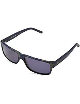 TOMMY HILFIGER Herren Th 1042/N/S A60L6 Sonnenbrille 57 mm