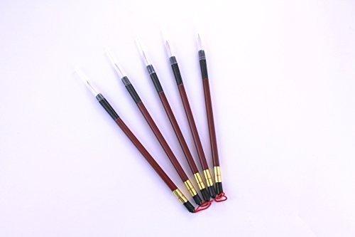 milieu-conomiques-plastique-calligraphie-chinoise-peinture-pinceaux-lot-de-5-japanese-lavis