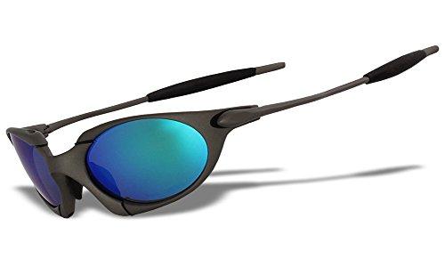 Metallrahmen polarisierte Objektiv Original Sport Sonnenbrillen JL/RM (RM01)
