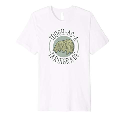 Funny Science Shirt-Bärtierchen Mikrobiologie TShirt