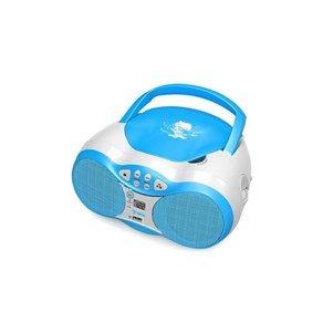 TOKAI - TB -207B Tokai Boombox - Lecteur CD - MP3 - Port USB 2.0 Bleu