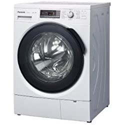 Panasonic NA-148VG4 freestanding Front-load 8kg 1400RPM A+++ White washing machine - washing machines (Freestanding, Front-load, White, LED, 150°, 70 L)