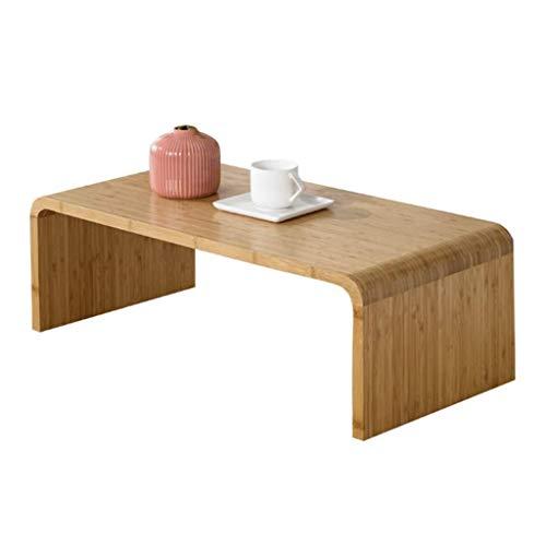 Einfacher Computertisch Betttisch Leicht Zu Reinigendes Schlafzimmer Wohnzimmer Kleiner Couchtisch Kinderzimmer Schreibtisch GMING (Color : A) Bamboo-bar-board