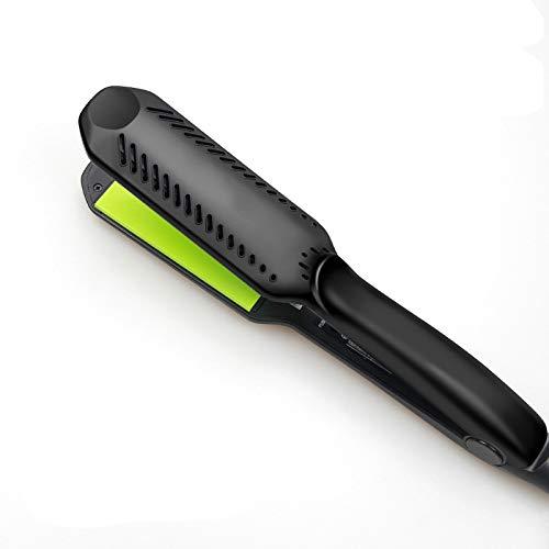wangZJ Haarglätter/Haus tut nicht weh Haar/glattes Haar gerade Platte Klemme/Rolle gerade Dual-Use-elektrische Schiene/glattes Haar/gerade Clip (Lockenwickler Für Rollen Hair Haar Big)