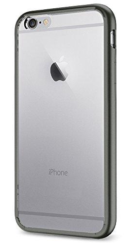 Spigen Ultra Hybrid Case for Apple iphone 6 4.7-Inch (Gunmetal) (SGP10950)