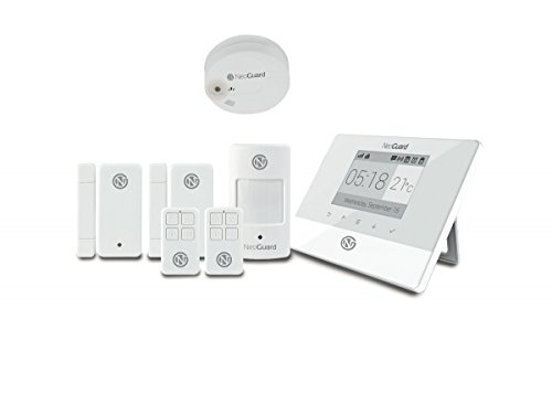 Smart Home System NeoGuard Starter Set One inkl. 1xRauchmelder