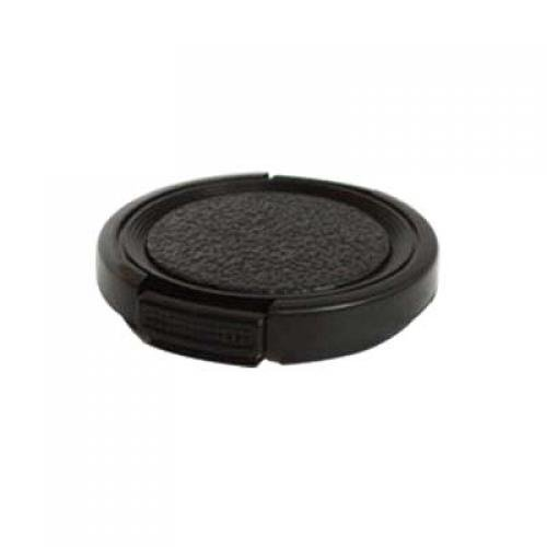 Imported 43mm Plastic Snap On Camera Lens Cap for Nikon Olympus Pentax Ricoh Sanyo  available at amazon for Rs.180