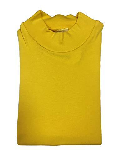 0c7acef9c9 Ellepi Confezione 2 Pezzi Maglia Lupetto Bambino Bambina Manica Lunga Caldo  Cotone - Disponibile in Un vasto Assortimento di Colori.