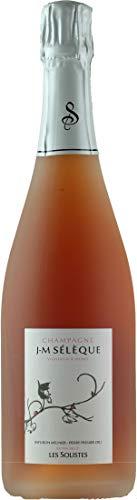 Jean Marc Seleque Champagne 1er Cru Les Solistes Infusion Rosè 2013