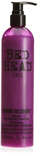 Tigi Dumb Blonde Shampoo 400 ml, 1er Pack (1 x 400 ml) -