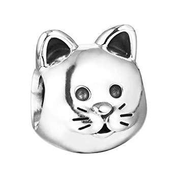 pandora charm gattino