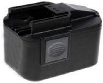 Qualità Batteria – Batteria per per per AEG Trapano avvitatore 3000 mAh NIMH Celle, NiMH, 14,4 V   Up-to-date Styling    Caratteristiche Eccezionali    Forte calore e resistenza al calore  b17753