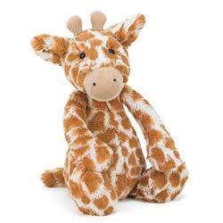Image of Jellycat Bashful Giraffe - Small (18cm)