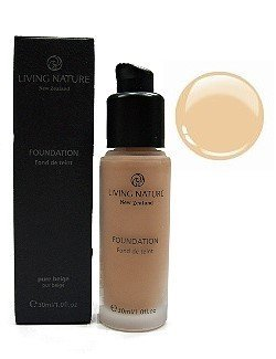 Living Nature Mineral Make-up - pure sand -