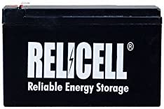 Relicell Maintenance Free Ups Battery 12V 7.5Ah