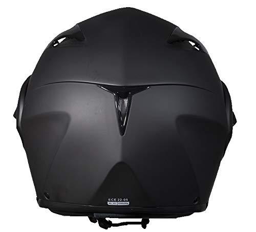 Zoom IMG-3 bhr 50130 casco modulare flip