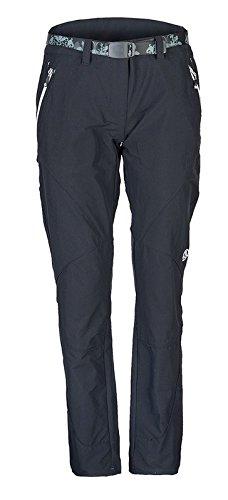 Instincts ternua/1272968-9937 pantalon outdoor pour femme taille xXL (noir)