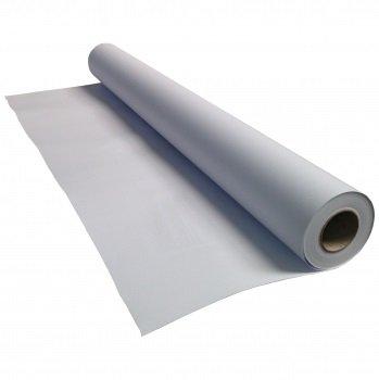 (0,18€/m²) Plotterpapier 6 Rollen | 80g/m², 91,4cm (914mm) breit, 50m lang, CAD, A0 ungestrichen