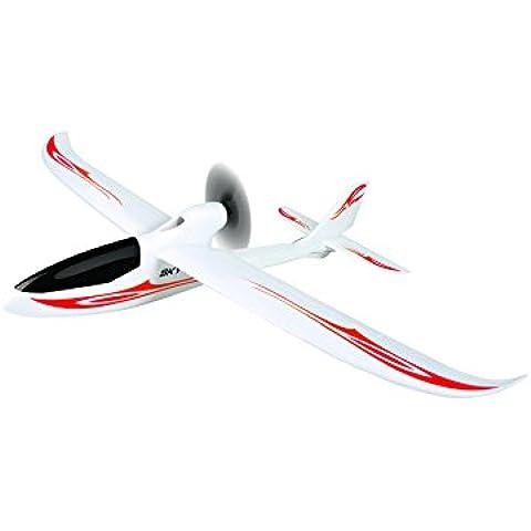 Nine Eagles 24026 Sky Runner - Avión por control remoto de 3 canales, 2,4 GHz, 70 cm [Importado de Alemania]