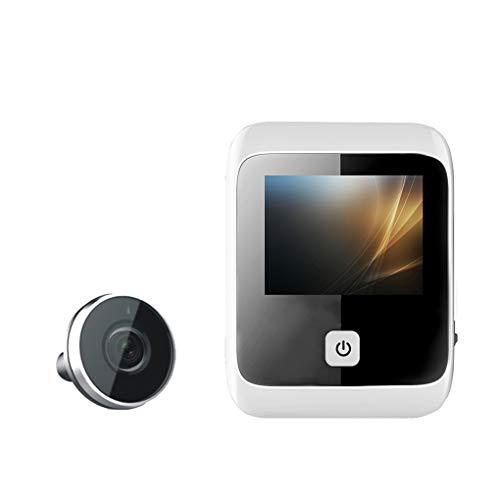 Bodbii 3.0 inch Digital LCD Door Viewer 125 Degree Wide Angle Doorbell Home Security Door Visual Camera - Doors Security Screen Home