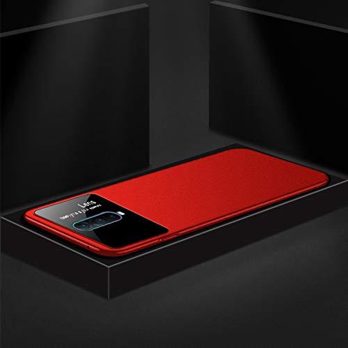 Funda® Fermezza Smartphone Custodie per OPPO RX17 Pro(Rosso)