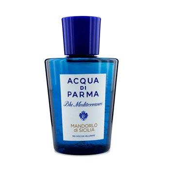 Blu Mediterraneo Mandorlo Di Sicilia Pampering Shower Gel (New Packaging) - 200ml/6.7oz