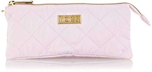 Moos Rose Portatodo Triple, Color Rosa/Dorado