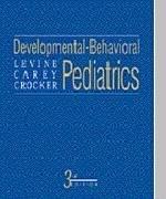 Developmental-Behavioral Pediatrics by Melvin D. Levine MD (1999-01-18)