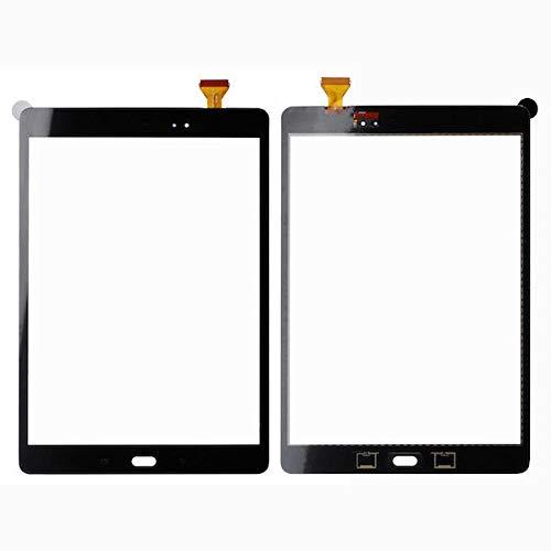 IT SCREENS Ersatzdisplay für Samsung Galaxy Tab A 24,6 cm (9,7 Zoll) SM-T550 T550 SM-T555 T555 Touch Digitizer Schwarz Touch-screen-linse Digitizer