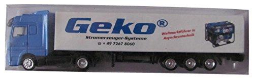 Preisvergleich Produktbild Geko Nr. - Stromerzeuger Systeme - MB Actros - Sattelzug